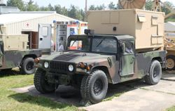 M1097 Shelter Carrier