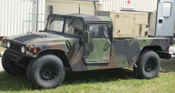 M1097 with Generator