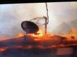 Sturgis house Fire 2012
