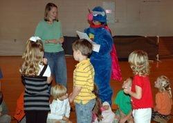 Grover and Bear Class