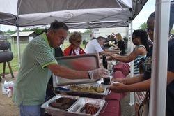 OSERVS feeding in Louisville