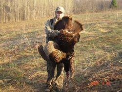 Hunters 1st long beard 09