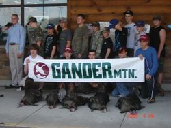 youth hunt contest