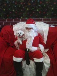Spanky & Santa