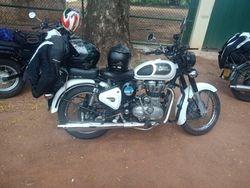 Our bike
