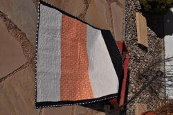 Jack's Baby Quilt - Back