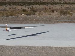 Glider Landing