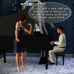 Crooning to Cressie