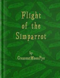 Flight of the Simparrot
