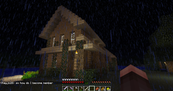 My First Home on Server