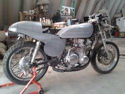 1979 Kawasaki KZ 650