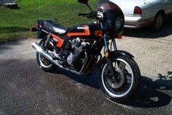Honda cb900 SS