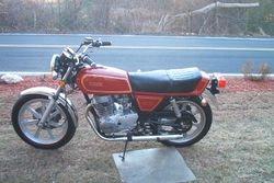 Yamaha 500