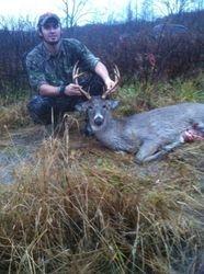 Chad WV Buck 11-15-11