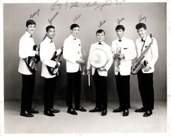 Joey & The Challengers WHS  1964