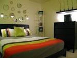 Stripe & Spot's room