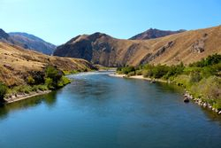 Middle Fork Salmon River - Flying B Ranch