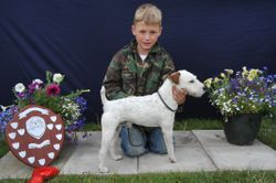 Class 13 Junior Child Handler (Up to 8 years old)