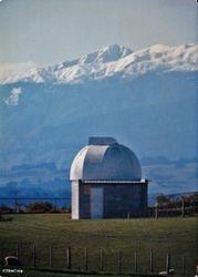 Manawatu Observatory & Mt Tunipo