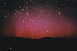 Aurora Australis Nov 1998