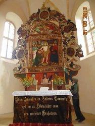 Detalii altar