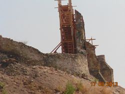 Intarire ziduri cetate