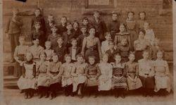 Pitcairn hill school 1898