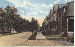 Sixth Street Postcard