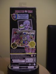 Monster High Skultimate Roller Maze Abbey Bominable