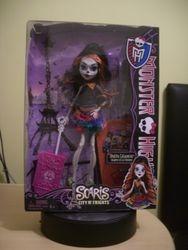 Monster High Scaris City of Frights Skelita Calaveras