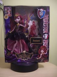 Monster high 13 wishes Draculaura