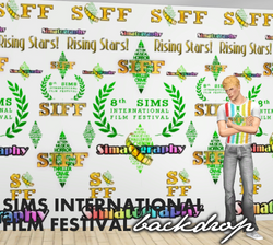 siff backdrop