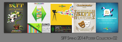 SIFF Spring 2014 Poster Collection 02