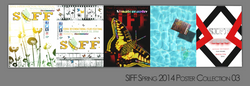 SIFF Spring 2014 Poster Collection 03