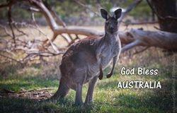 God Bless Australia
