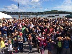 Roslyn Walker - Conwy Pirate Weekend 2014