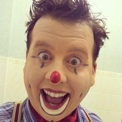 Roslyn Walker - Clown Face 2014
