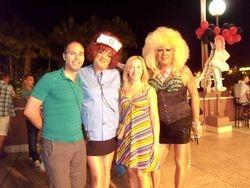 Drag Queen Show, Jumbo Shopping Center, Playa del Ingles