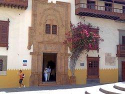 Las Palmas, stari grad