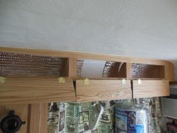 Insulating Upper Cabinets