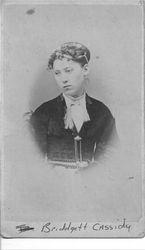 Bridget Alice Cassidy 1880 - 1922