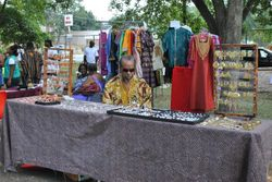Lacy's Jewelry Booth