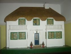 Nancy Bettesworth's house from an old folk's home!