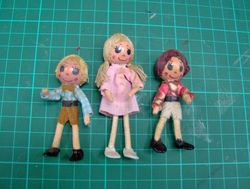 Rosemary's dolls
