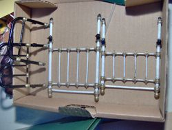 Ongoing - two metal bed kits.
