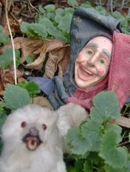 Meanwhile out in the wild woods, some absolutely horrible things were happening.....