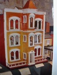 With original brick paper