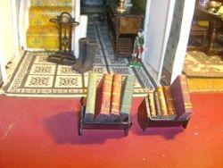 Book troughs