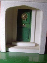 Tudor style entrances.....No 10