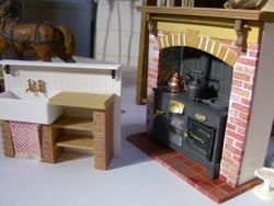 A couple of Hearth and Home items.